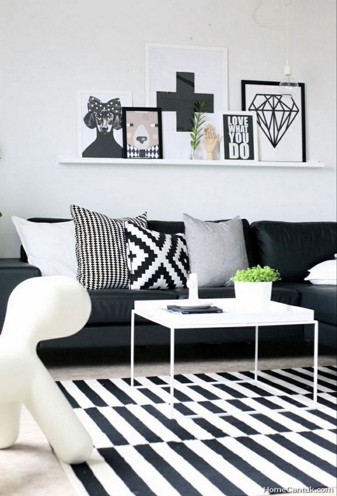 The Most Amazing Way To Complete Building Design Concepts Coloring And Malvorlagan Black Sofa Living Room Black And White Living Room Black Sofa Living Room Decor