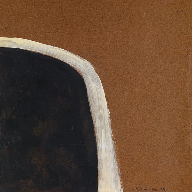 Colin McCahon, 'Waterfall'