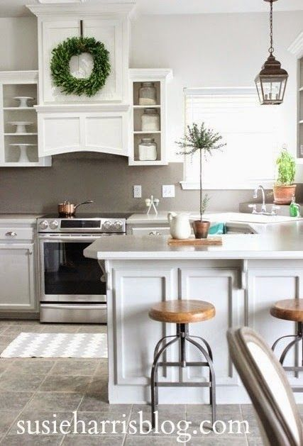 Wood Hood Fans {what style would you choose?!?} - The Happy Housie