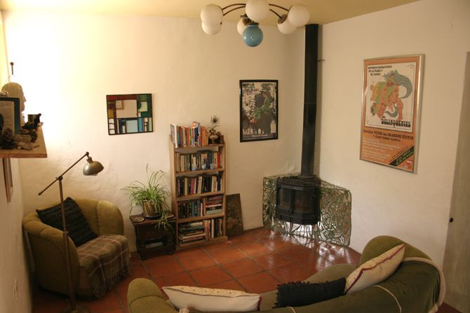 Casa Verde sitting room
