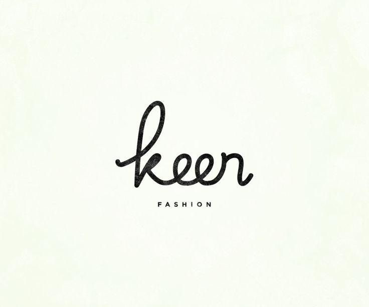 Keen fashion   logo design   @Portfoliobox