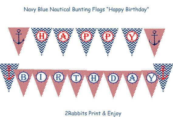 26 Best Ideas About Navy Blue Nautical 1st Birthday Party