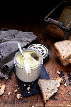 Saveurs Végétales: Foie gras végétal