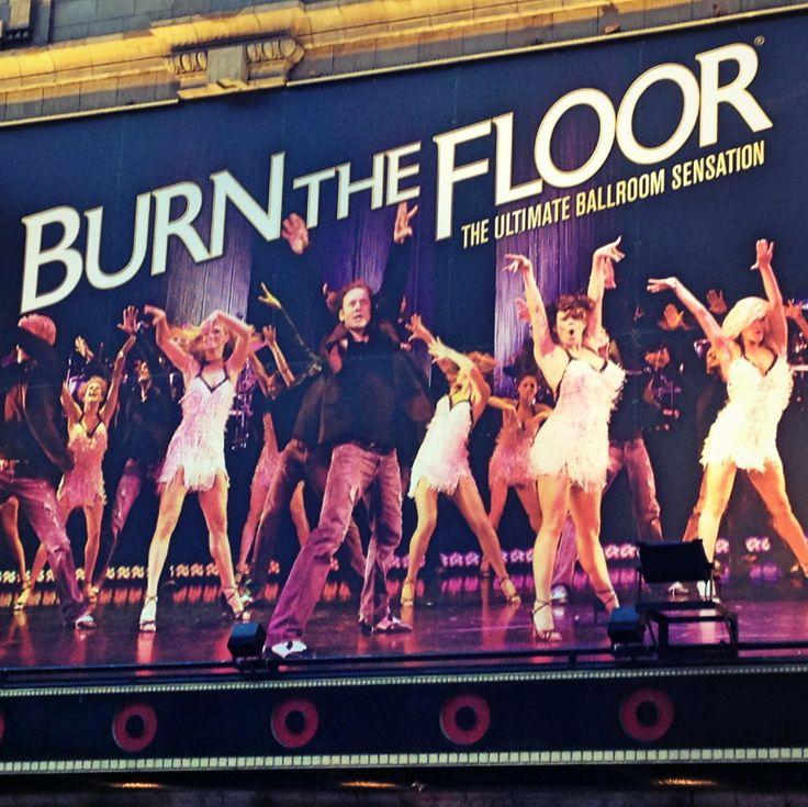 Burn The Floor - The Ultimate Balroom Sensation (2013), London, UK.