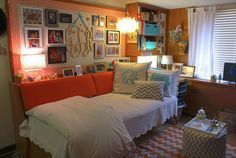 Cute Chitwood Texas Tech Dorm | via flickr.com