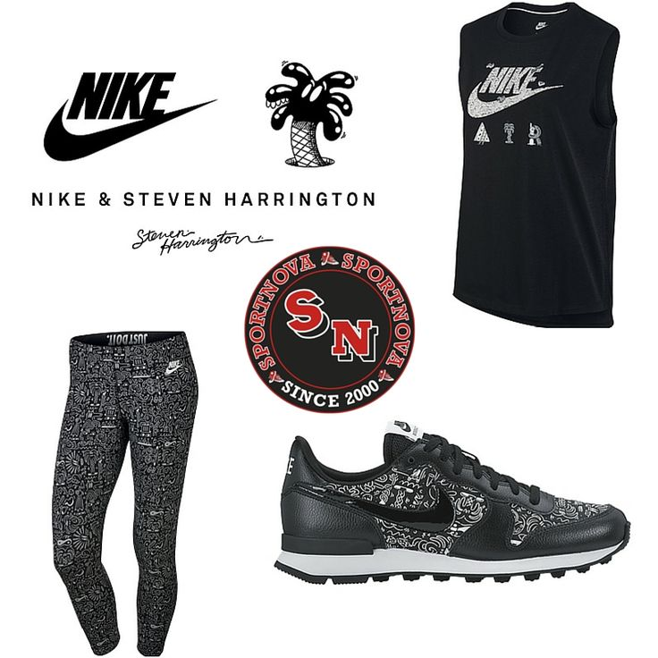 #Nike x Steven Harrington - verano 2016 #sportnova