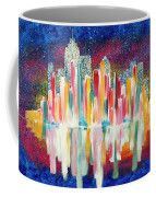 City Skyline Coffee Mug by Chelsie Ring