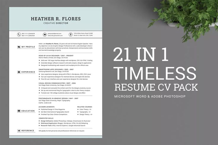 25+ Best Ideas About Resume Templates On Pinterest