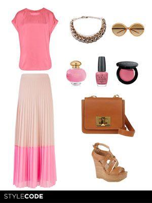 Falda larga en verano http://www.marie-claire.es/moda/consejos-moda/articulo/faldas-largas-en-verano-311370941072