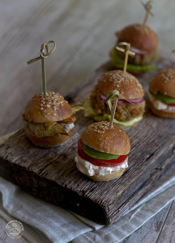 Vegan Burger Buns