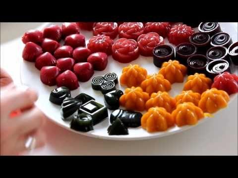(5) Vlog 008_domácí gumové rostlinné ovocné bonbóny pro děti_Eva Benek - YouTube
