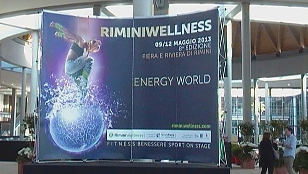Rimini Wellness 2013, cronaca diretta del 9 maggio