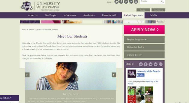La universidad virtual donde los títulos son gratis, Mundo - Semana.com