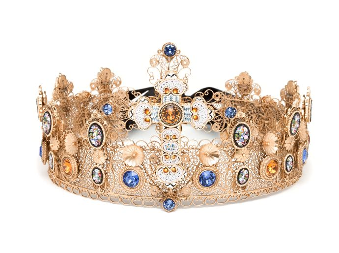 корона Dolce&Gabbana