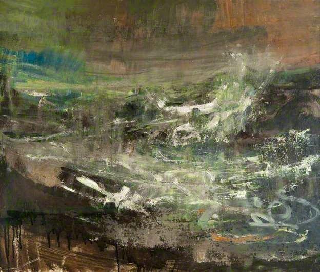 Joan Eardly - Breaking wave
