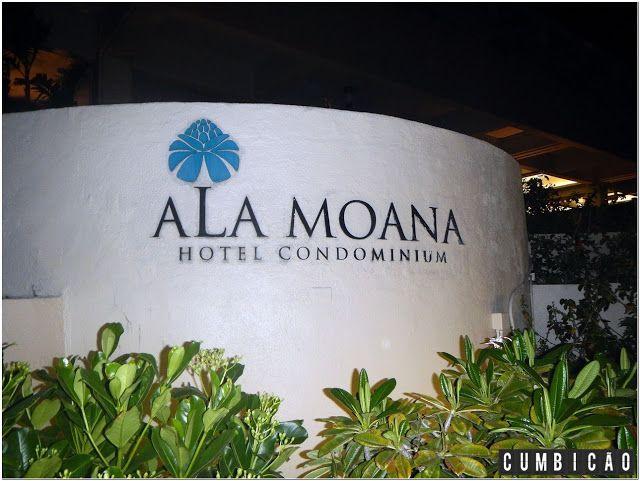 Cumbicão: Hotel Review: Onde ficar em Honolulu? Ala Moana Hotel