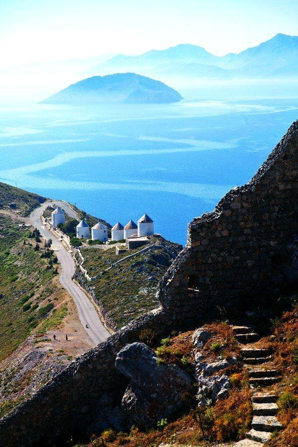 Leros Island:  the views, the people, the food, the atmosphere...beautiful.