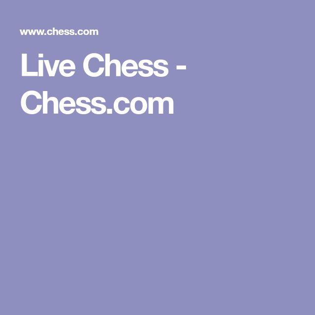 Live Chess - Chess.com