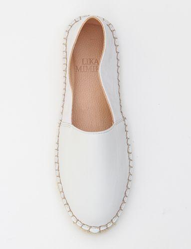 Style - Minimal + Classic: Lika Mimika Classic Off White