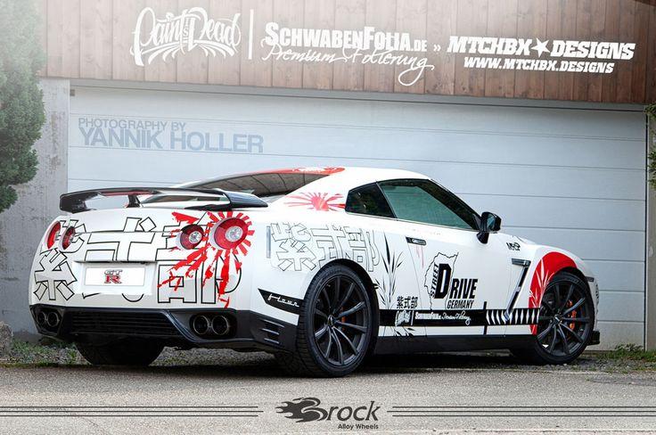 #Nissan #GTR #Speed #Fast #Tuning #Wheel #Brock #B32 #BrockB32 #Felge #NissanGTR #Nissanwheel #Alloywheels #SKM
