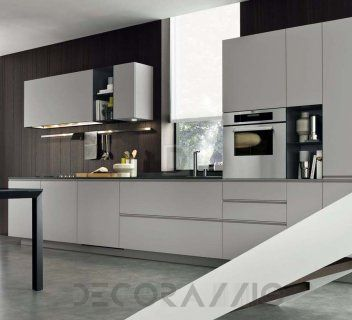 #kitchen #design #interior #furniture #furnishings комплект в кухню Varenna My Planet, VMP08WB