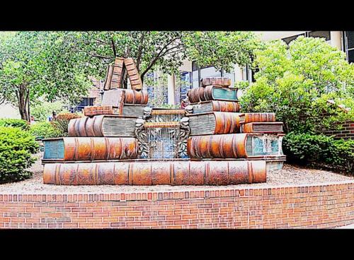brick garden sculptures 37 best outdoor steel public sculpters images on pinterest