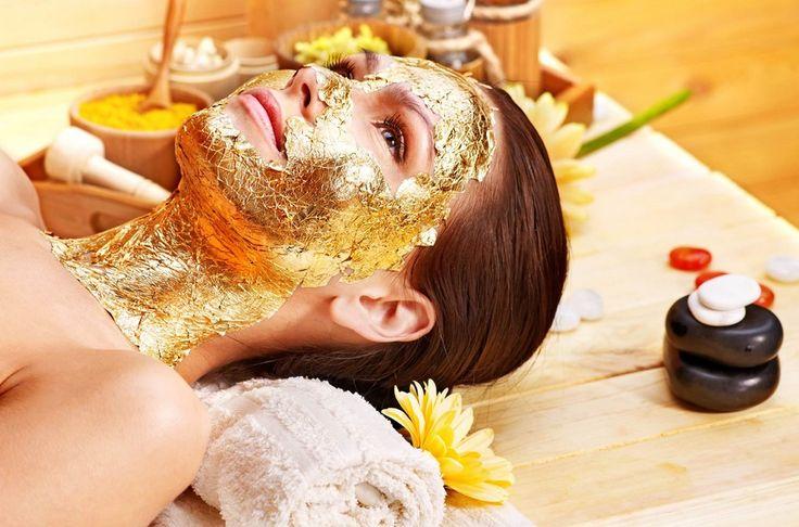 Golden relax: trattamenti a base d'oro in SPA