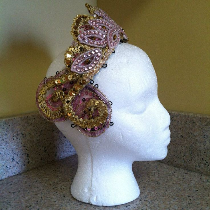 Sugar Plum Fairy Ballet Tiaras And Headpieces Sugar