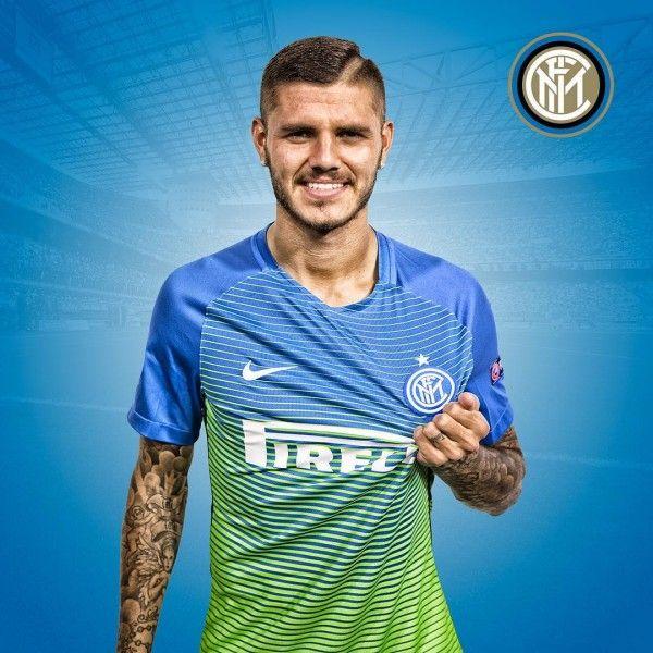 Camisa III da Inter de Milão