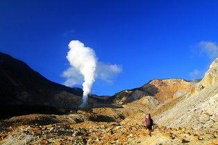 Gunung Papandayan-Bandung