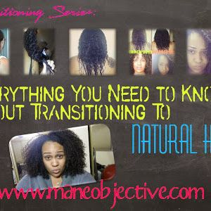The Mane Objective: How and When To Trim Hair: Transitioner Edition