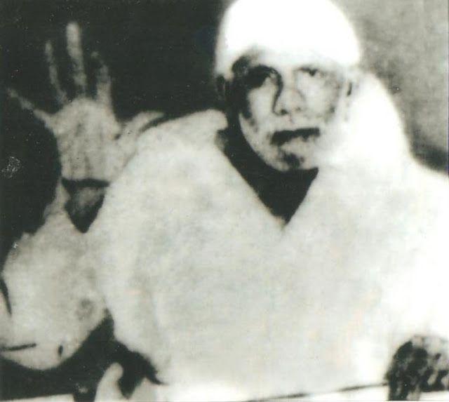 Shirdi Sai Baba ji Hand Image Palmistry