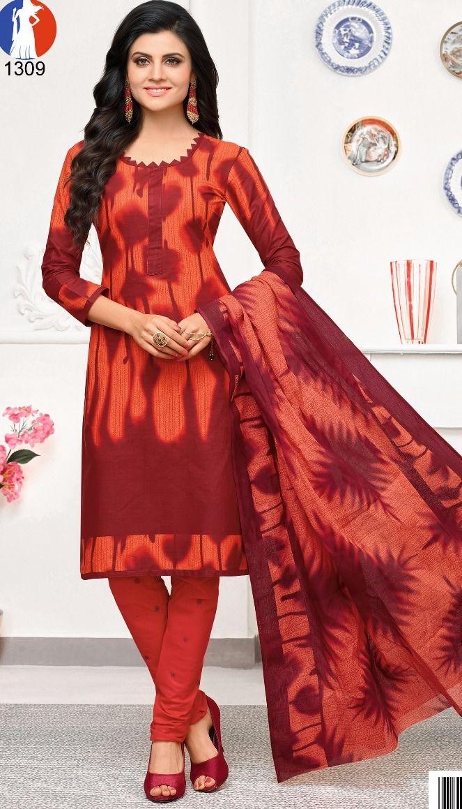 be1ce7b24f Gogars Vol-3 Cotton Dress Material (33 pc catalog) | daily wear ...