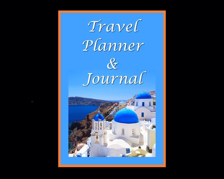Travel Planner & Travel Journal, PDF Instant Download, Comprehensive Book for Important Traveling Plans/Notes and Memories for the Traveler by JadoreBooks on Etsy https://www.etsy.com/listing/253018822/travel-planner-travel-journal-pdf