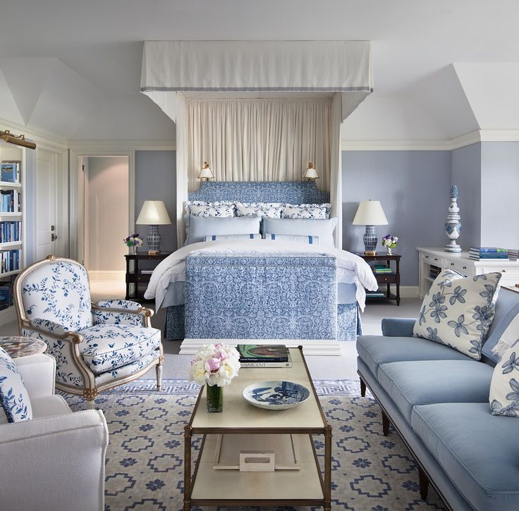 Master Bedroom Alexa Hampton