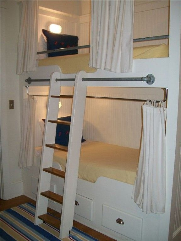 112 Best Images About Kids Bunk House On Pinterest Bunk