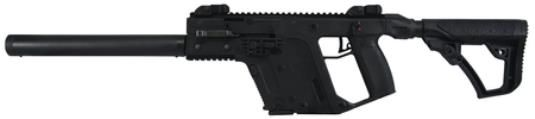 "Kriss Super V Vector Carbine .45 ACP 16"" Flip-Up Iron Sights, Daniel Defense Adjustable Stock, 13 Round Mag"