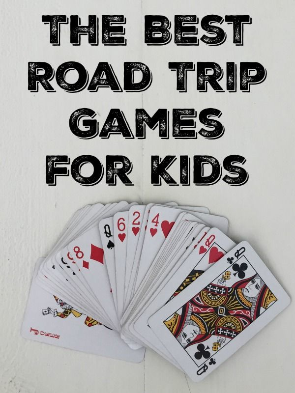The Best Road Trip Games for Kids for Your Next Family Travel Adventure