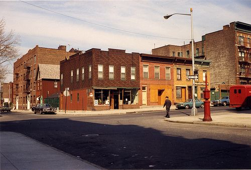Stephen Shore - Astoria, Queens, NY
