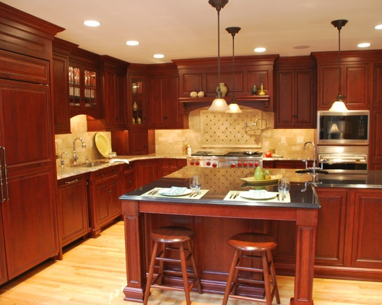 12 Best Cherry Kitchens Designed By Heartwood Kitchens Danvers Ma Images On Pinterest Cherry