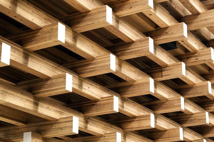 Yusuhara Wooden Bridge Museum | kengo kuma and associates