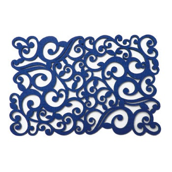 Laser Cut Placemats from Alljoy Design - functional and beautiful!