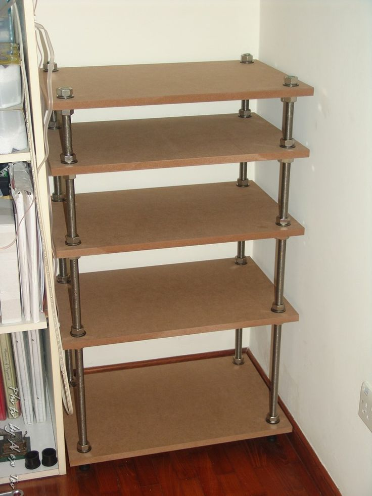 Diy alex 39 s hobbies blog archive diy hifi rack 4 for Diy storage furniture