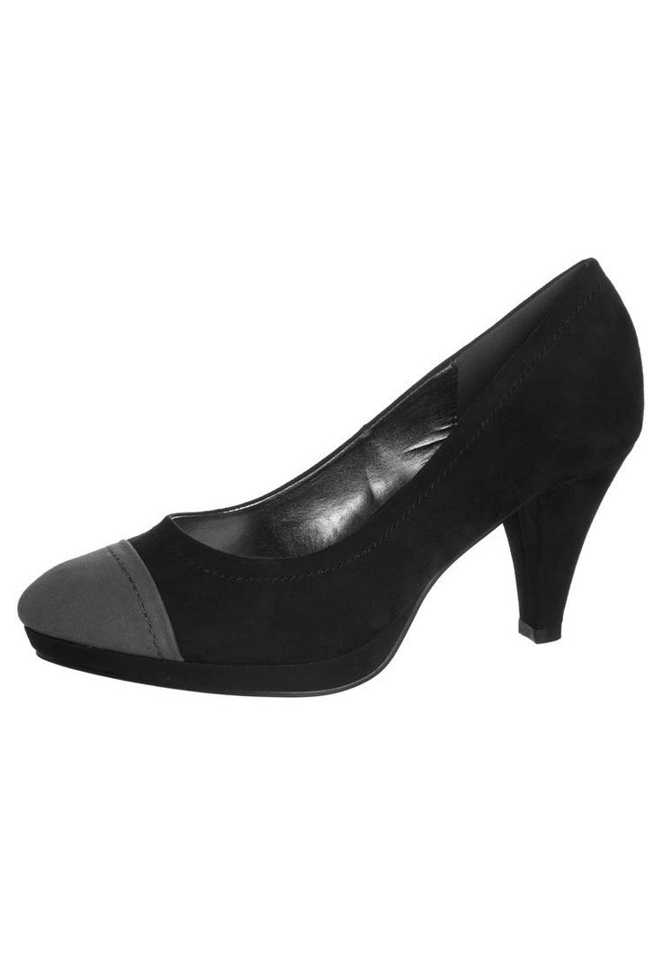 Høye hæler - sort