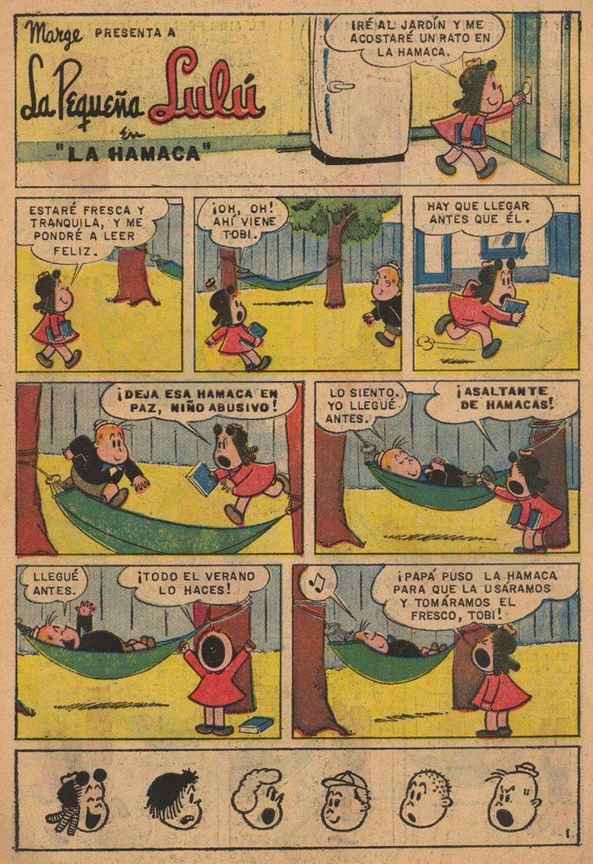 Comic Aun Book Cover Illustration Ver : Imagenes de la pequeña lulu buscar con google little