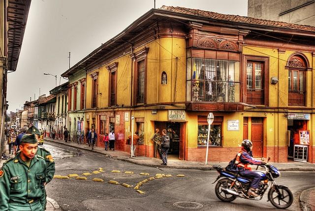 Bogota  by MMwally