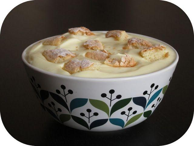 Le banana pudding de Magnolia Bakery