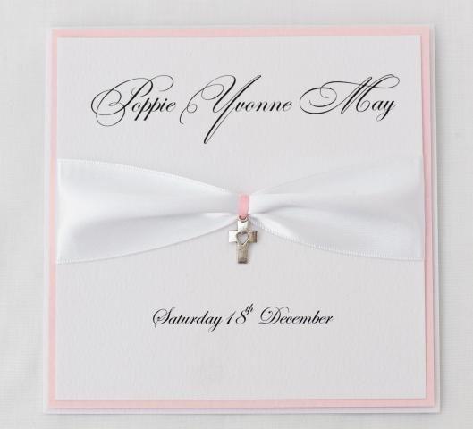 Unique Invitation Card Christening