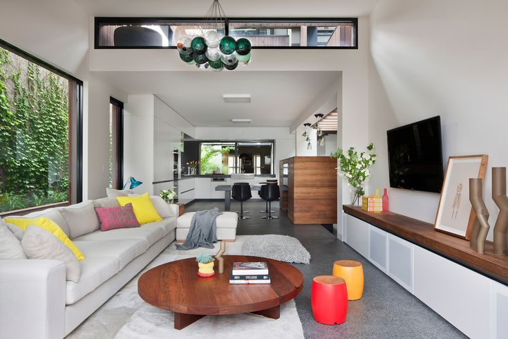 Fitzroy House | Techne Architects #living