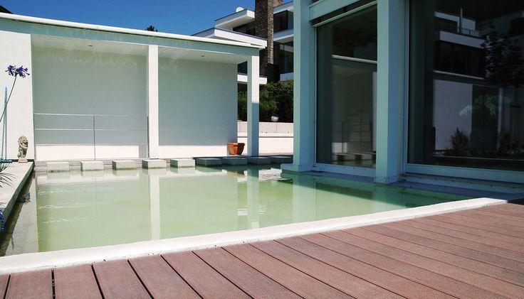 Hier finden Sie eine Übersicht zum Premium Sortiment von MYDECK®, den Premium Außendielen für Terrasse, Poolumrandung und öffenliche Fläche.